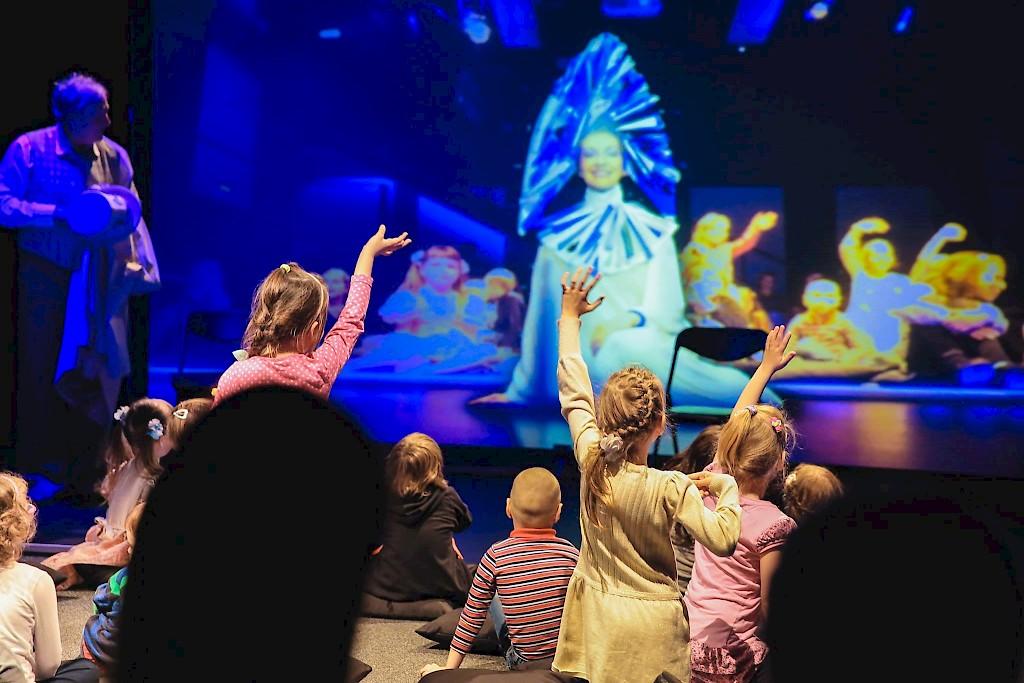 Спектакли от детей на день рождения ребенка своими руками